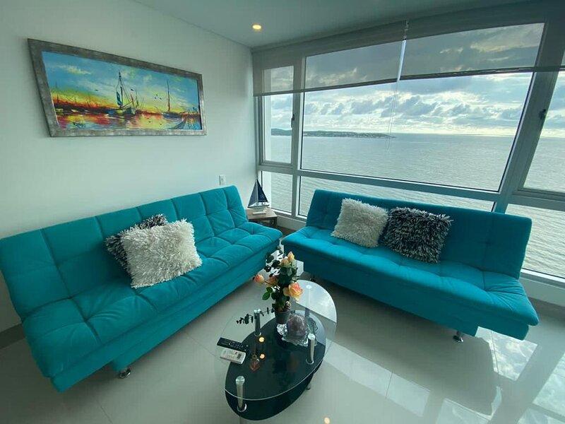 Apartamento frente al mar, Ferienwohnung in Islas de Rosario