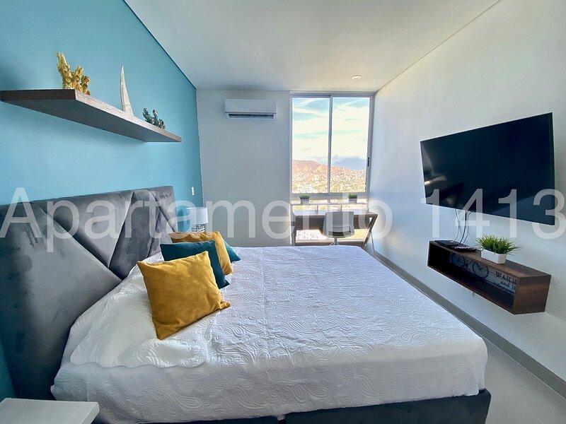 Apartamento Santa Marta Reserva del Mar, location de vacances à Cienaga