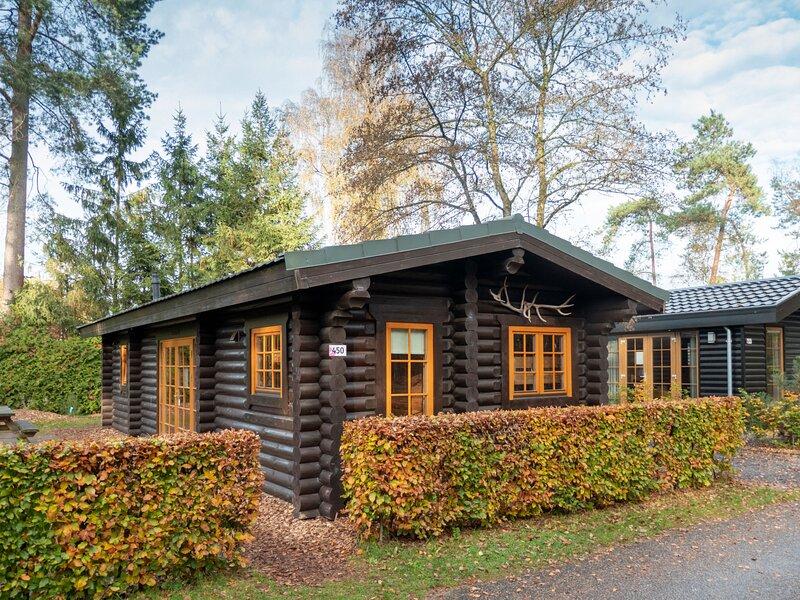 EuroParcs Resort De Wije Werelt, holiday rental in Otterlo