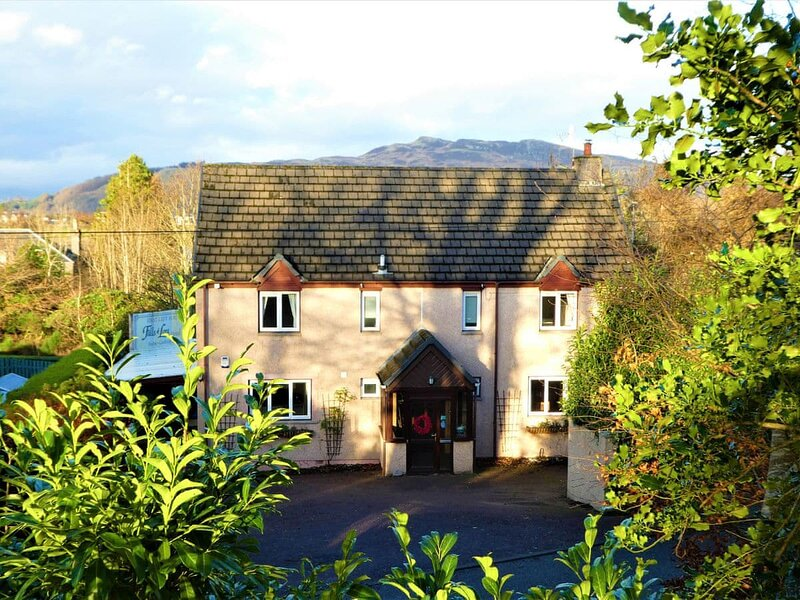 Grove House, vacation rental in Isle of Lismore