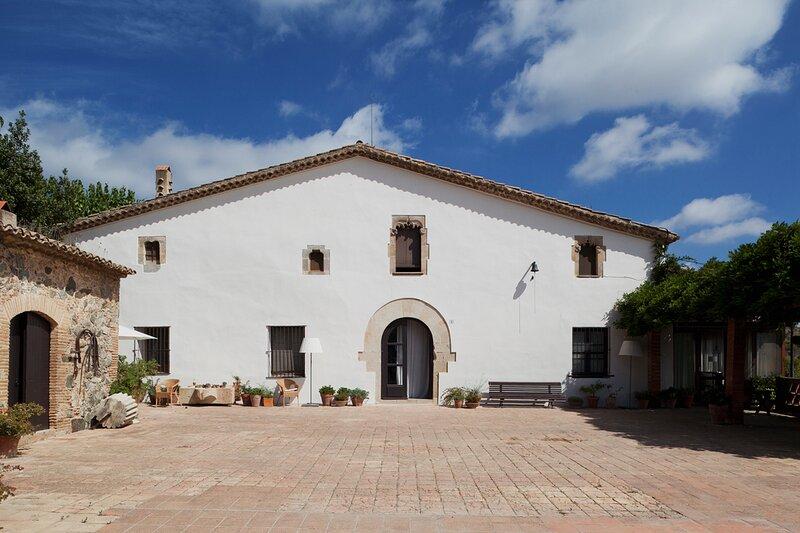 Ca l'Andreu ecoturisme, casa vacanza a Caldes de Montbui