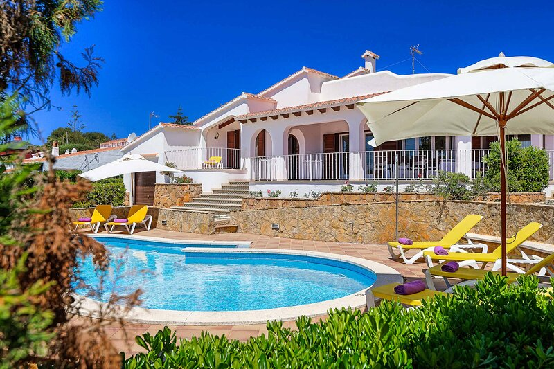 Villa Fantasia, vacation rental in Cala Llonga