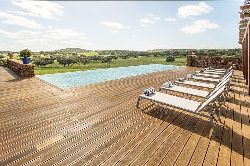 Villa Italia, vacation rental in Portalegre District