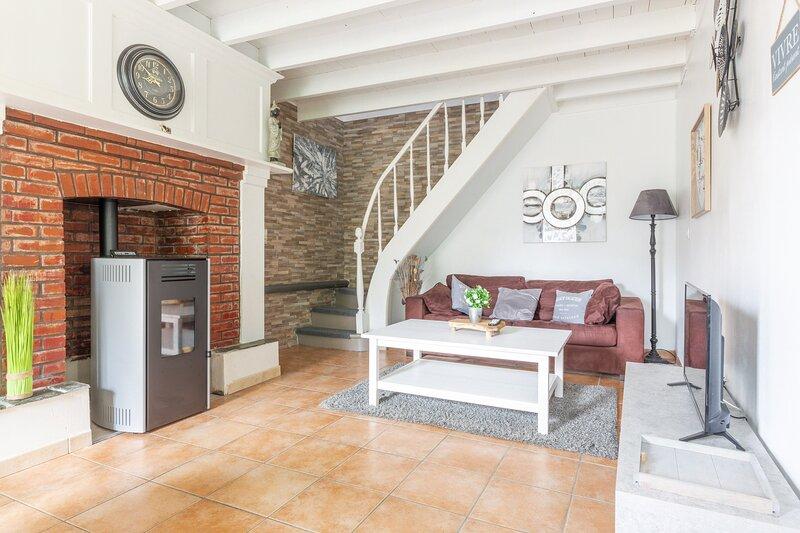 Gîte des Bruyères - Au calme proche de la mer et d'un lac, casa vacanza a Sainteny