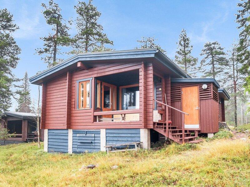 Kelokaltiokylä 16, holiday rental in Rukatunturi