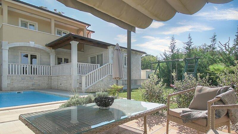 Villa Coridigo - holiday vacation house in Central Istria, holiday rental in Kringa