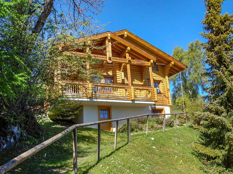 Digitalis, holiday rental in Haute-Nendaz