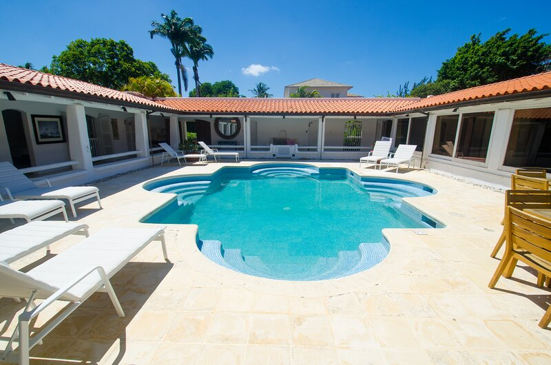 Buttsbury House, Polo Ridge, St. James, Barbados, holiday rental in Paynes Bay
