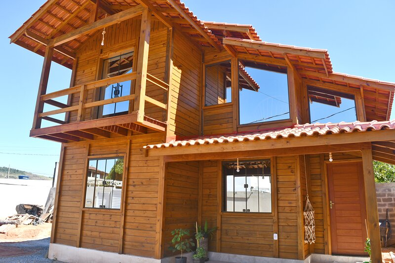 Beautiful Chalet 450 meters from the beach!, holiday rental in Piuma