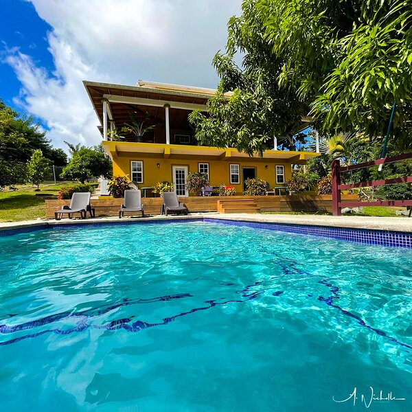 Tropical Apartment Tobago, vacation rental in Lambeau