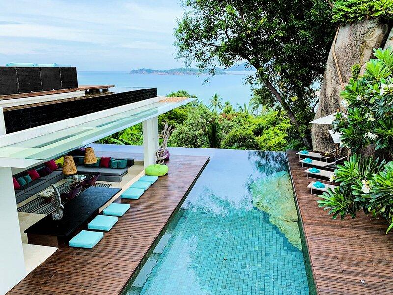 Baan Hin Samui, holiday rental in Koh Phaluai