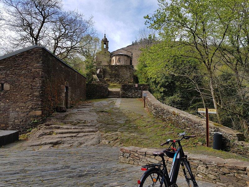 Caaveiro en Fragas  .10km