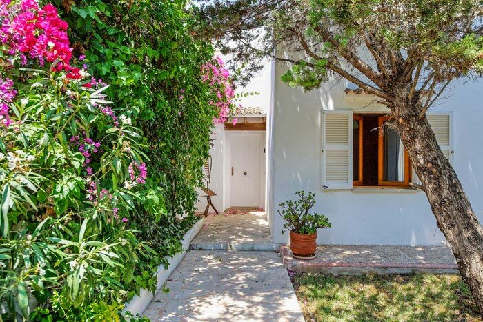 Punta des Port B15, 6 persons villa with private pool, holiday rental in Cala Mondrago