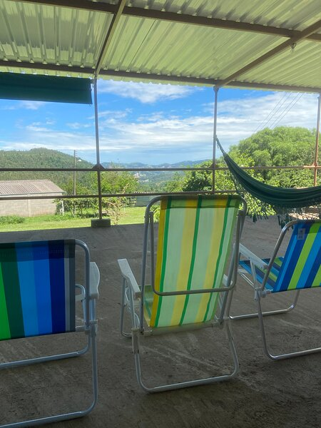 Sítio Alvorada - Paraíso localizado no Circuito das Águas Paulista, holiday rental in Serra Negra