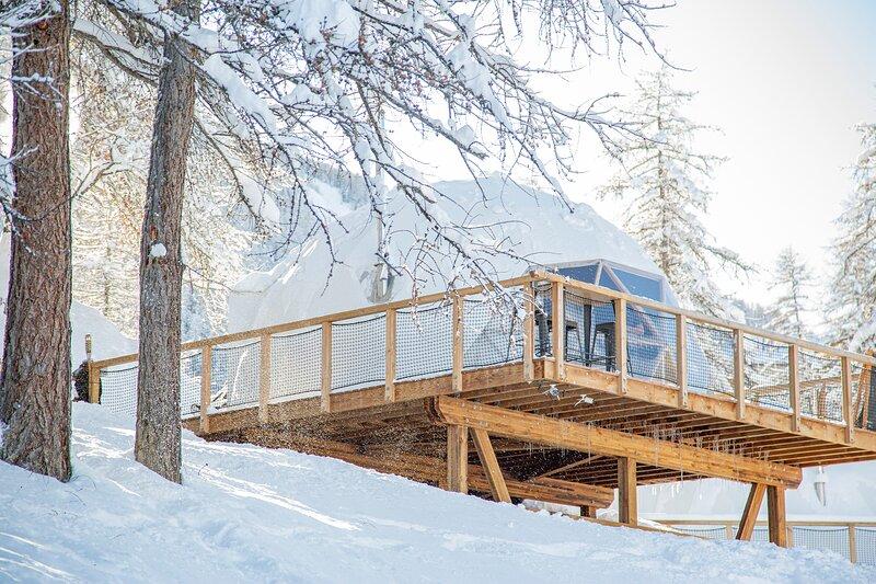 Alpin D'Hôme, Ferienwohnung in Les Orres