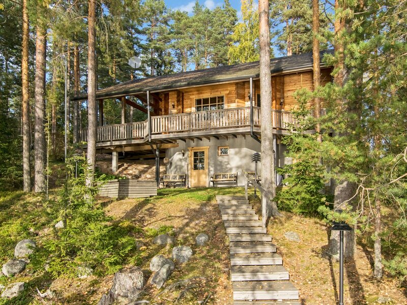 Römpsi, holiday rental in Valkeala