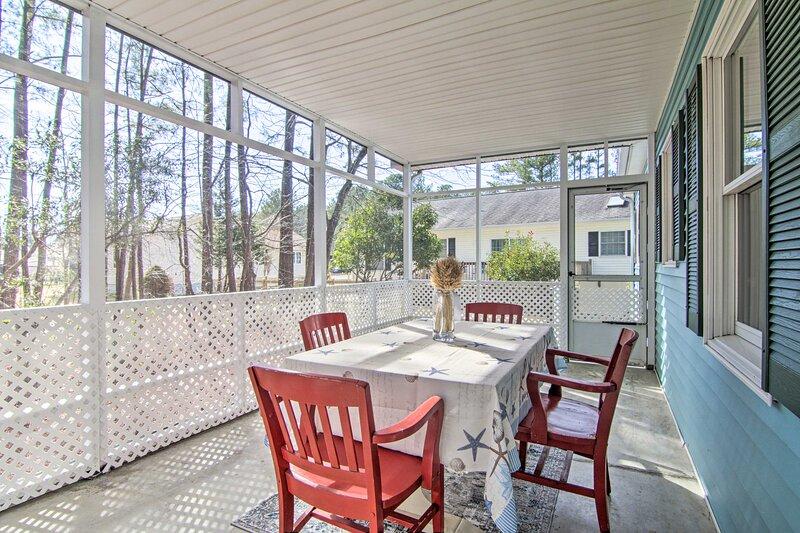 NEW! Cozy Ocean Pines Cottage: Swim, Shop & Golf!, holiday rental in Ocean Pines