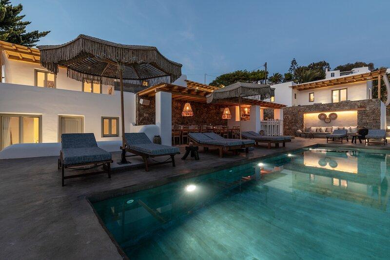 Trinity Villa, vacation rental in Platys Gialos