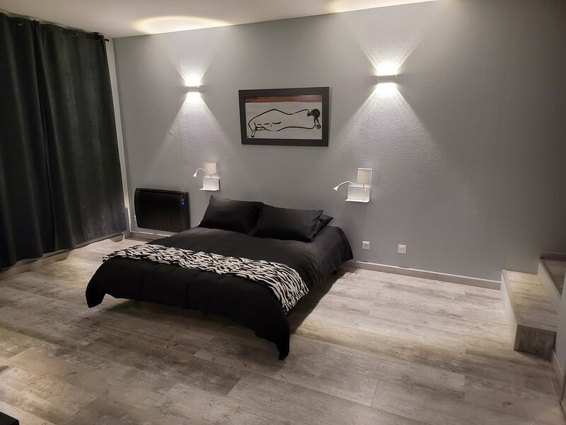 Grand appartement près de la Cathédrale de Quimper, vacation rental in Quimper