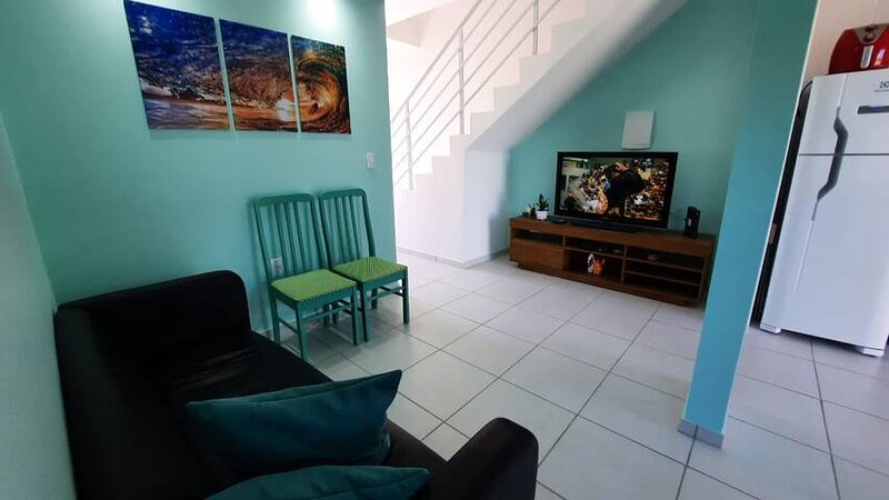 Casa Surf a Apenas 200 Metros do Mar, location de vacances à Campeche