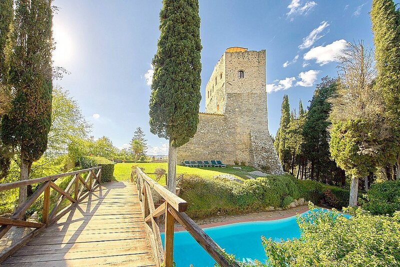 Villa Fauno D, holiday rental in Pievasciata