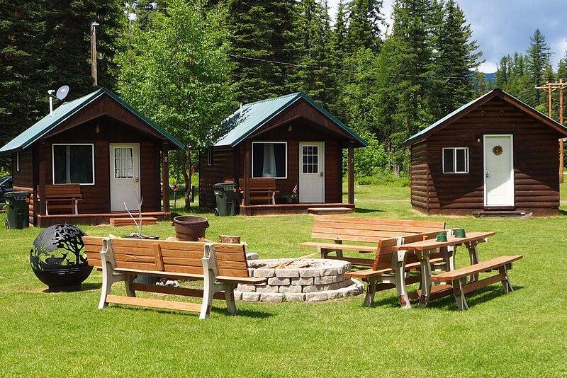 Stanton Creek Cabins - Deluxe 2 Bed 1 Bathroom, alquiler de vacaciones en Essex