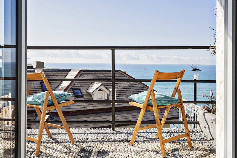 Sunset Apartment above the sea, vacation rental in Sori