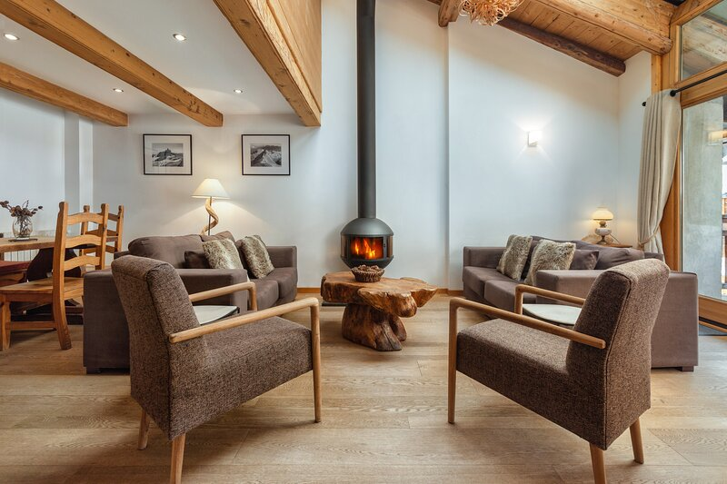 Appartement Clusettes, casa vacanza a Vallorcine