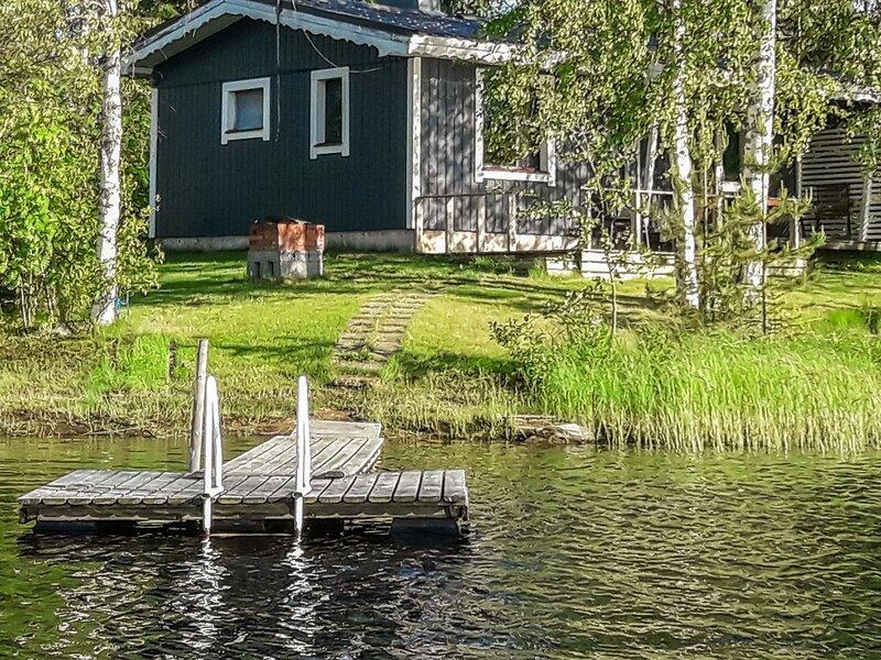 Rantala, holiday rental in Tuusniemi