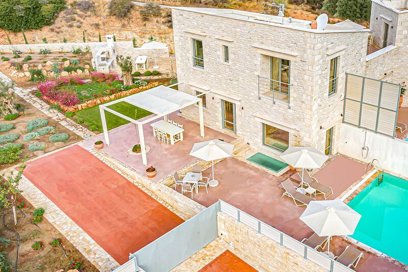 Panormo Villas - Dimitra Villa, alquiler vacacional en Roumeli