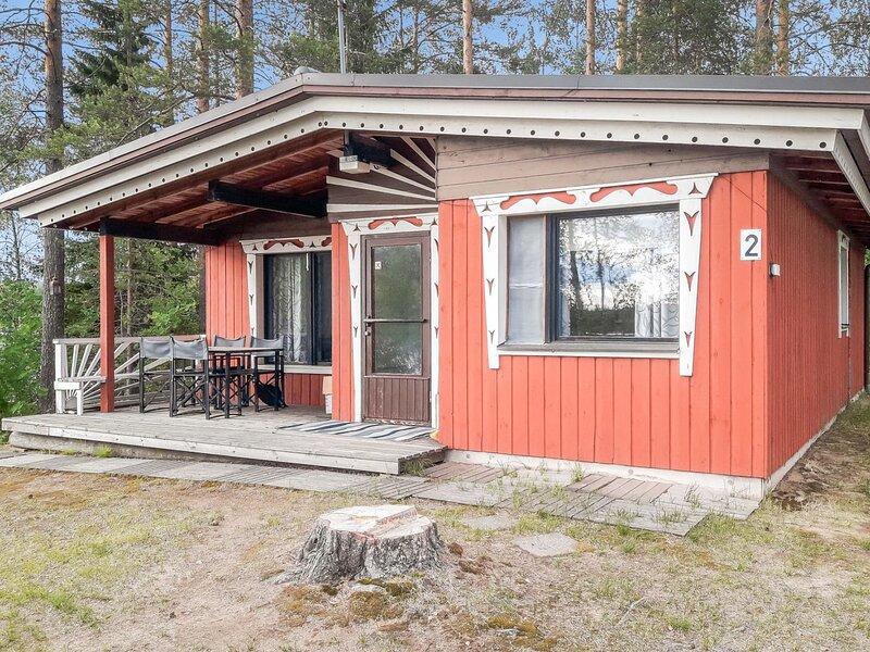Hiekkasaari, holiday rental in Tuusniemi