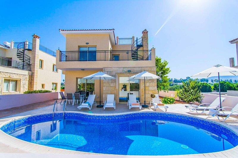 Villa Emerald Valley, casa vacanza a Prodromi