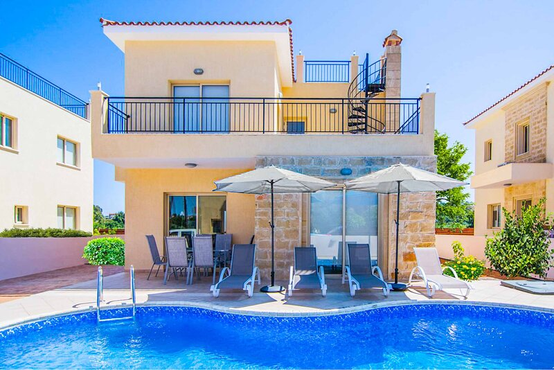 Villa Latsi, casa vacanza a Prodromi