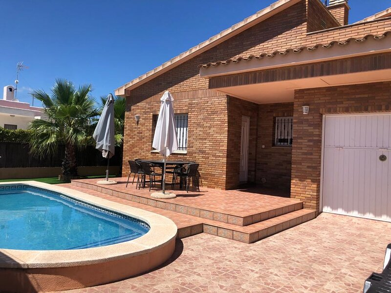 Casa Mª Angeles, location de vacances à Riumar