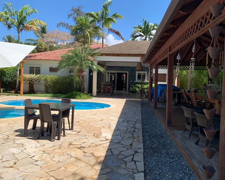 Villa en Juan Dolio, alquiler de vacaciones en República Dominicana