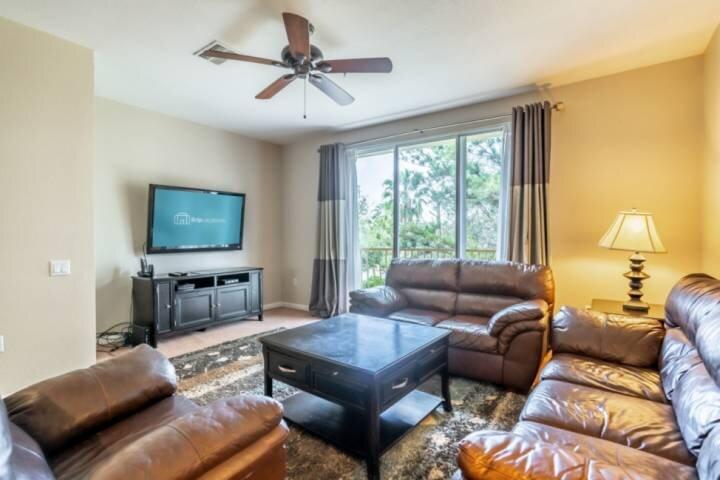 "Living Area w/50"" Flat Screen TV - View #2 (2nd Floor)"