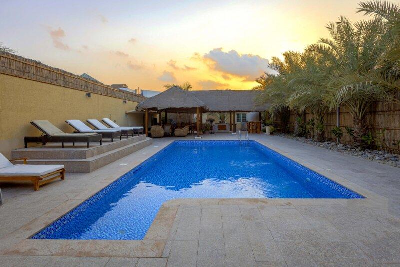 Dar 66 Villa 4 BR with Private Pool, holiday rental in Ras Al Khaimah
