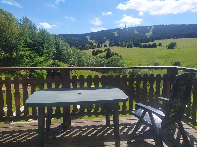 Holidayhome Keilberg, location de vacances à Crottendorf