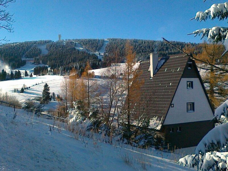 Holidayhome Keilberg, casa vacanza a Crottendorf