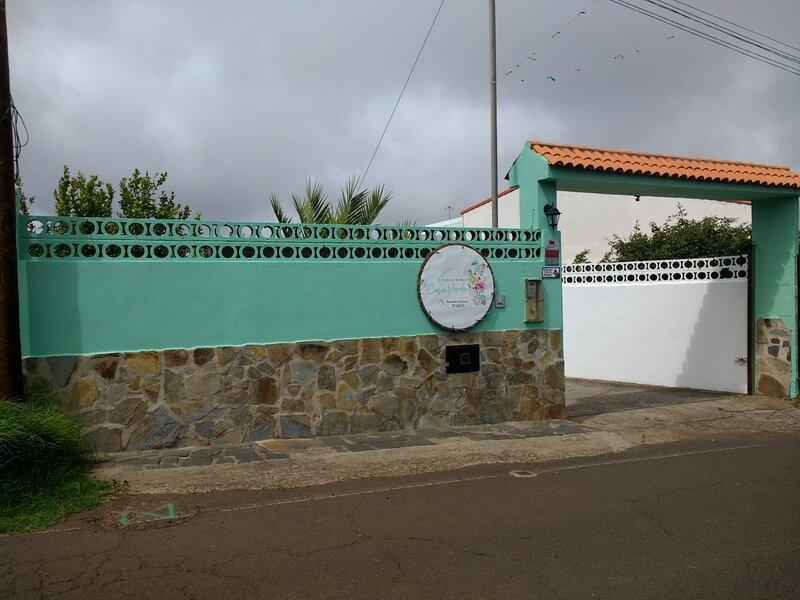 Finca Rural La Casa Verde Tenerife Habitación 1, holiday rental in Llano del Moro
