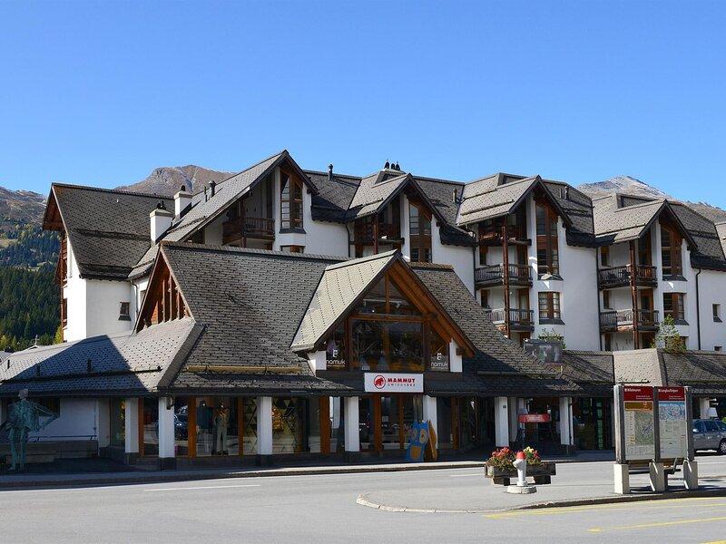 Ferienwohnung Schweizerhof 251, location de vacances à Furstenau
