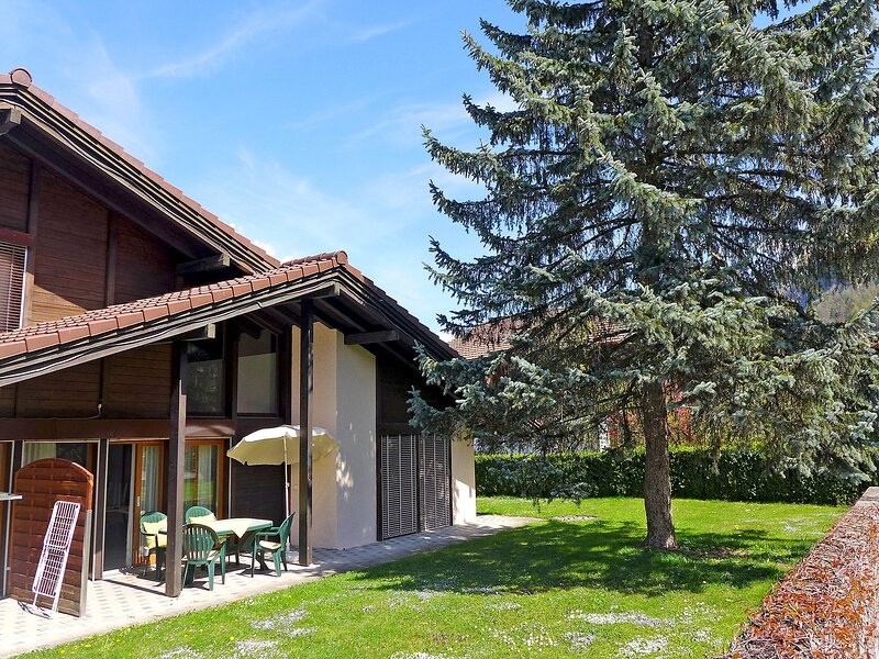 von Allmen, vacation rental in Gsteigwiler