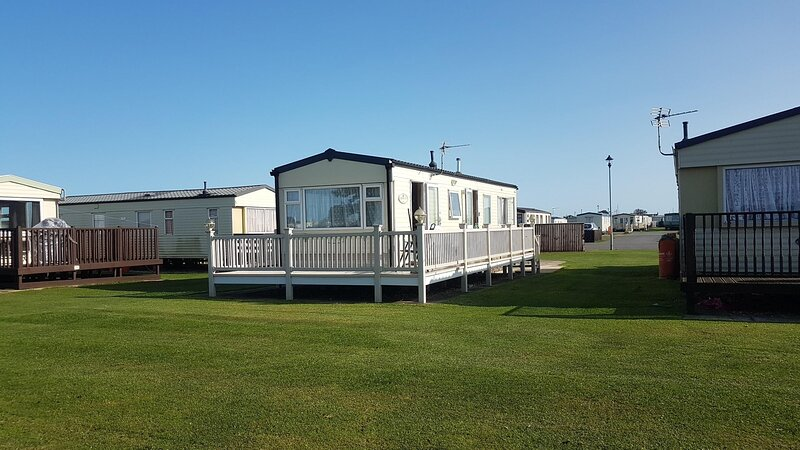 Great 3 bed, 6 berth caravan in Ingoldmells, Skegness ref 53030G, vacation rental in Ingoldmells