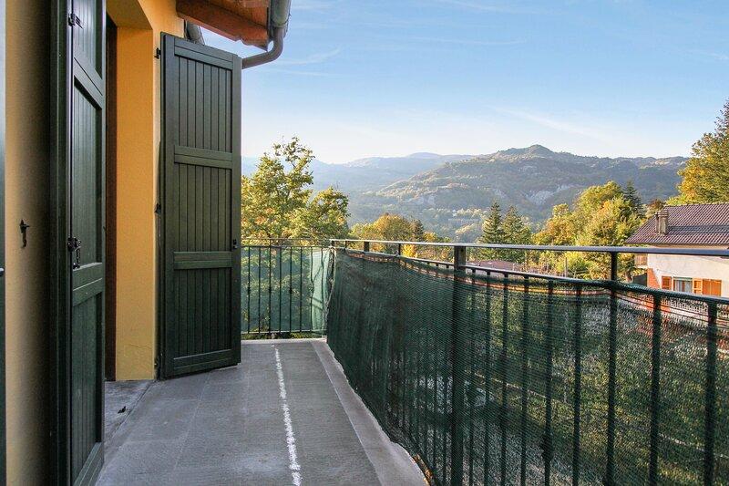 Apartment with mountain view, casa vacanza a Sestola