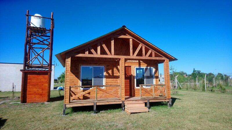 Cabaña El Respiro, location de vacances à Lobos