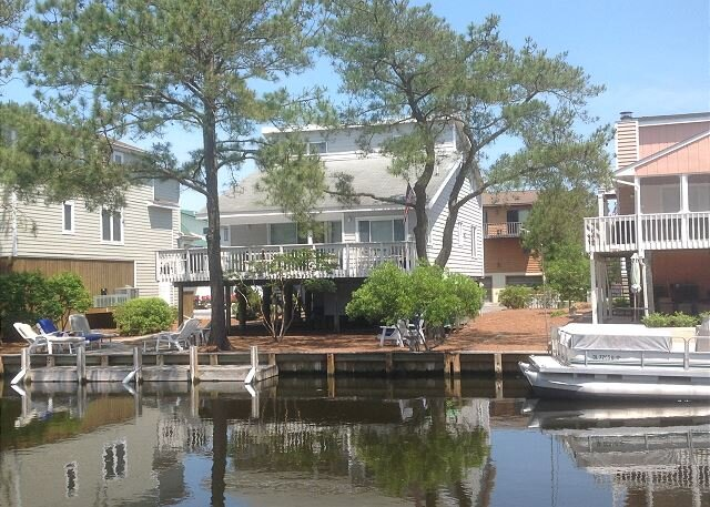 Canal front property in South Bethany. Bring your boat! - 306W3, holiday rental in South Bethany