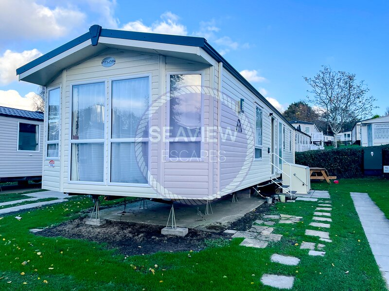 131 Lychett Bay View, Rockley Park, Poole, Dorset, location de vacances à Sandford