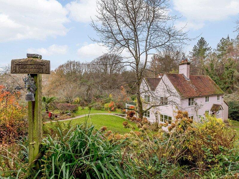 Highlands Farmhouse, vacation rental in Dallington