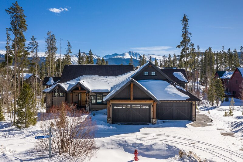 Welcome to Lupine Lodge - a large, luxe mountain home built for families