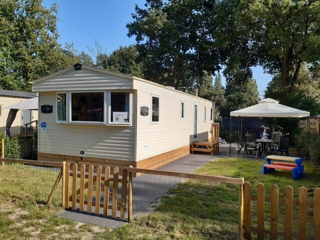 Camping de Pallergaste - 73, holiday rental in Rheeze